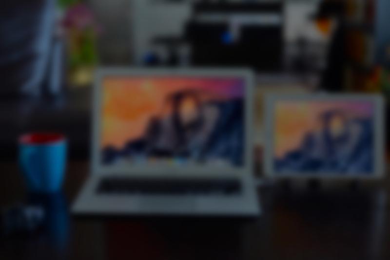iPad som extra skärm med Duet Display